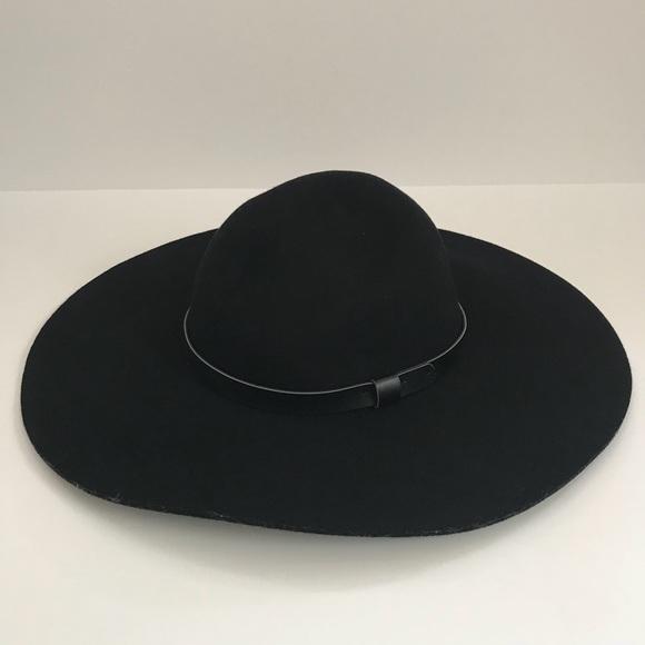 H   M Felt Black Hat f52ff797929